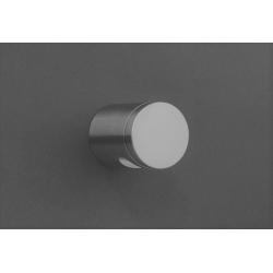 RVS deurknop